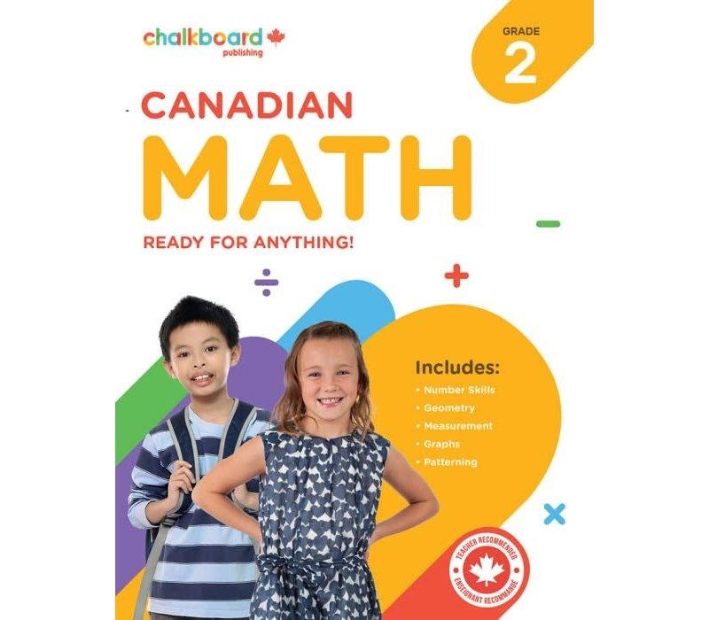 Canadian Math Grade 2 *