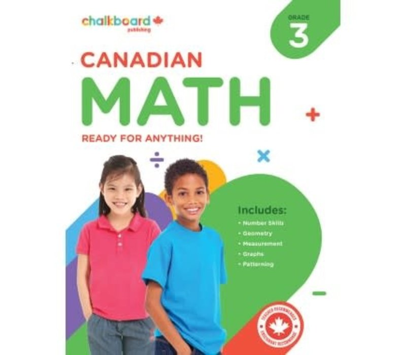Canadian Math Grade 3 *