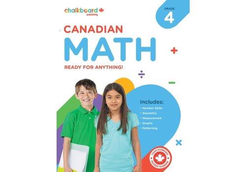 NELSON Canadian Math Grade 4 *