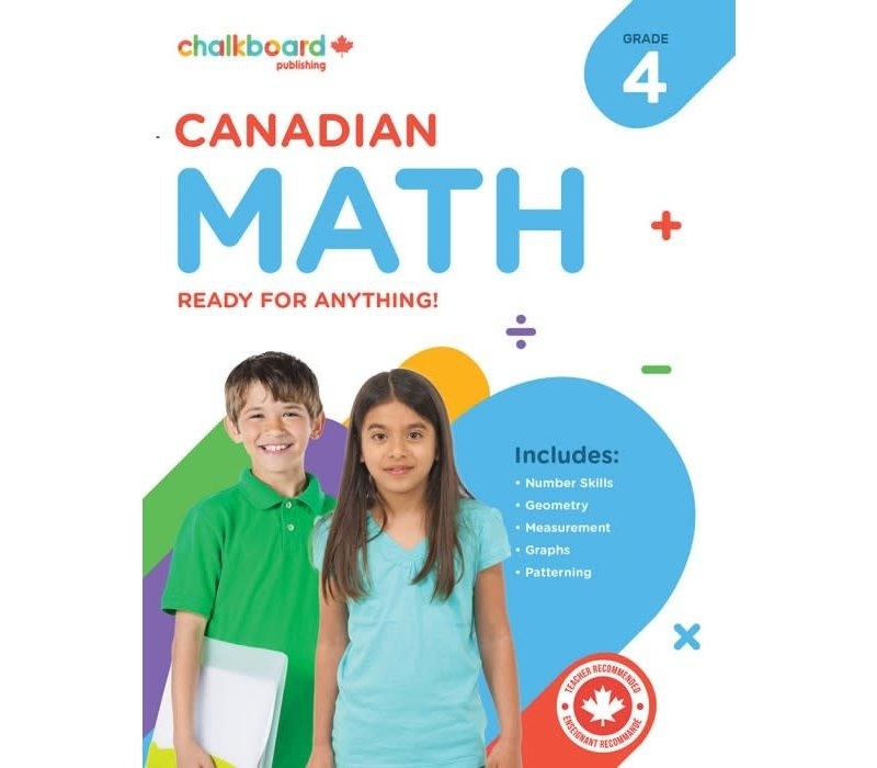 Canadian Math Grade 4 *