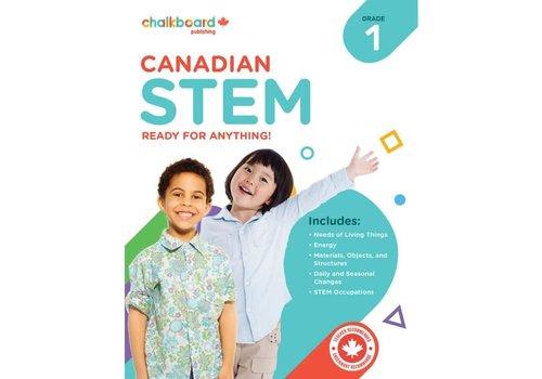 NELSON Canadian STEM Grade 1