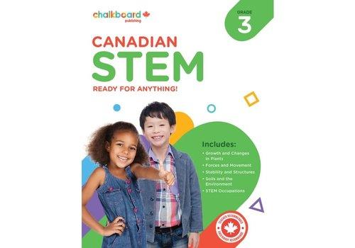 NELSON Canadian STEM Grade 3