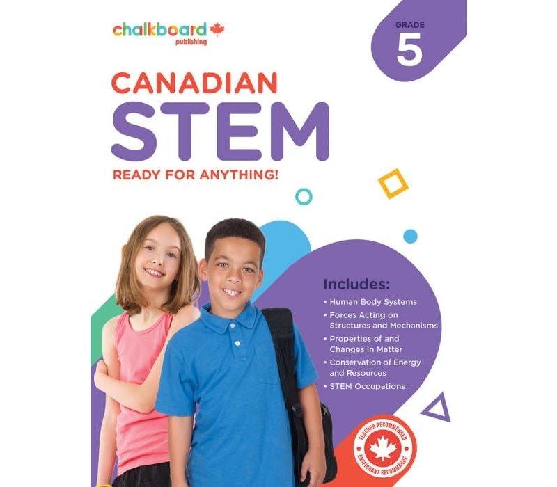 Canadian STEM Grade 5