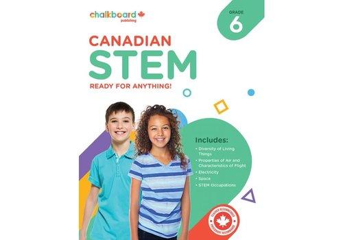 NELSON Canadian STEM Grade 6