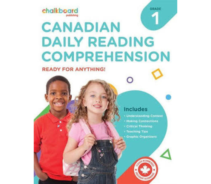 Canadian Daily Reading Comprehension Grade 1