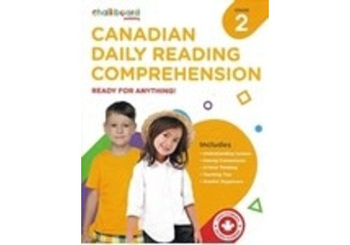 NELSON Canadian Daily Reading Comprehension Grade 2 *