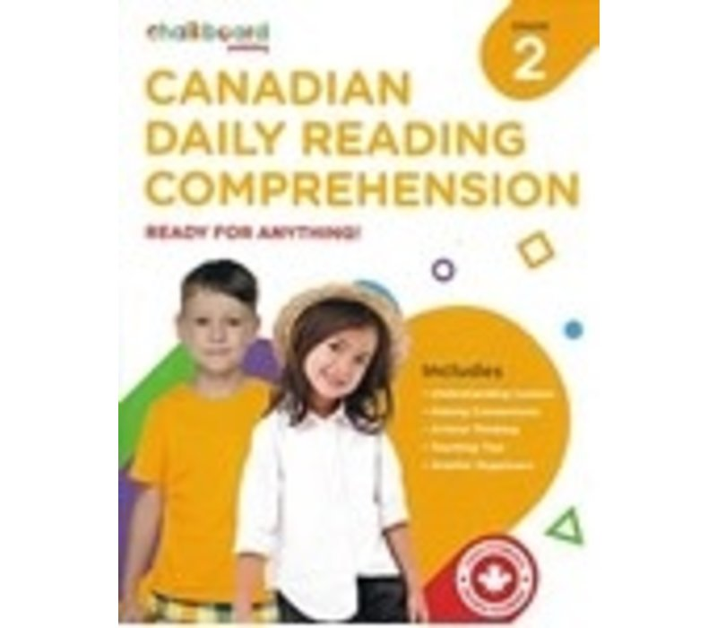 Canadian Daily Reading Comprehension Grade 2