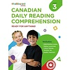 NELSON Canadian Daily Reading Comprehension Grade 3 *