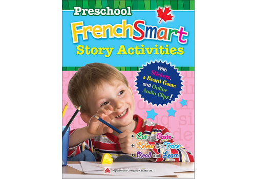 Preschool French Smart Story Activities
