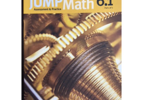 UTP Jump Math 6.1 New Edition