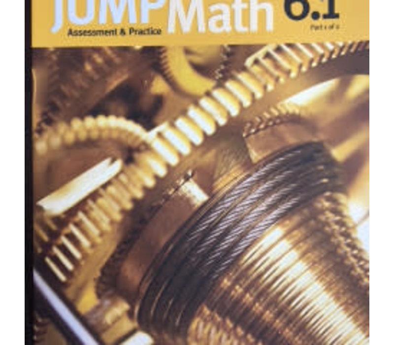 Jump Math 6.1 New Edition