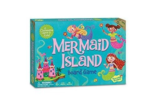 PEACEABLE KINGDOM Mermaid Island Cooperative Game *