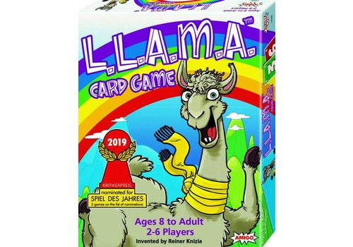 amigo L.L.A.M.A. Card Game