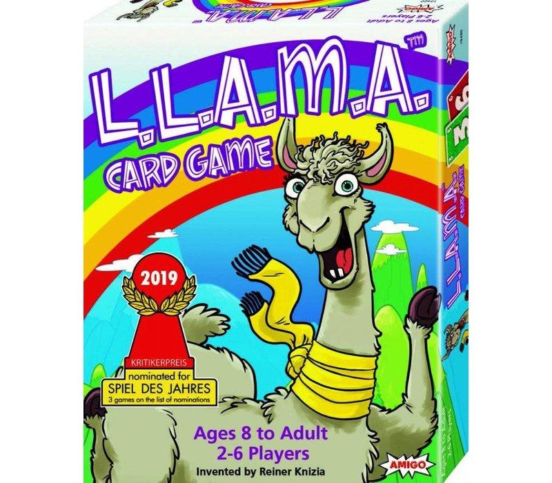 L.L.A.M.A. Card Game *