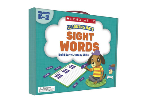 Scholatic USA Sight Word Learning Mats