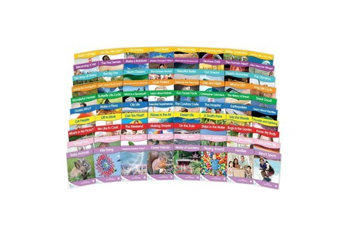 JUNIOR LEARNING Fantails Non-Fiction Library