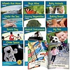 JUNIOR LEARNING Letters and Sounds Set 1 Non-Fiction Boxed Set*