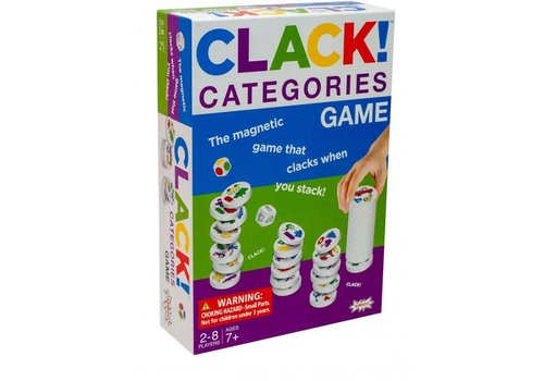 amigo Clack! Categories Game