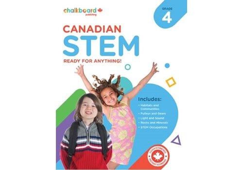 NELSON Canadian STEM Grade 4
