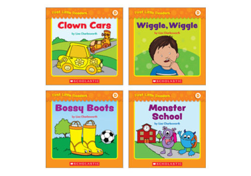 SCHOLASTIC CANADA Scholastic First Little Readers - D