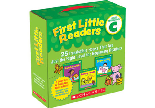 SCHOLASTIC CANADA Scholastic First Little Readers - C
