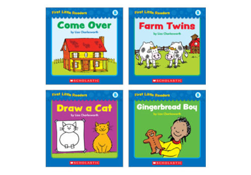 SCHOLASTIC CANADA Scholastic First Little Readers - B