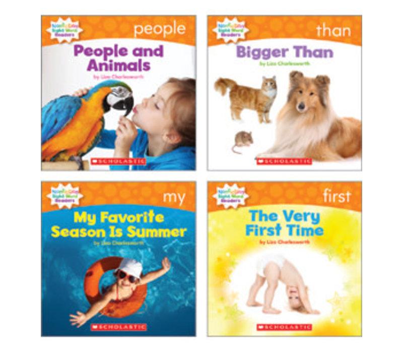 Scholastic Nonfiction Sight Word Readers - Level D