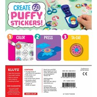 Make Your Own Puffy Stickers Art Set