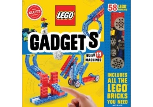 Klutz LEGO Gadgets Build 11 Machines