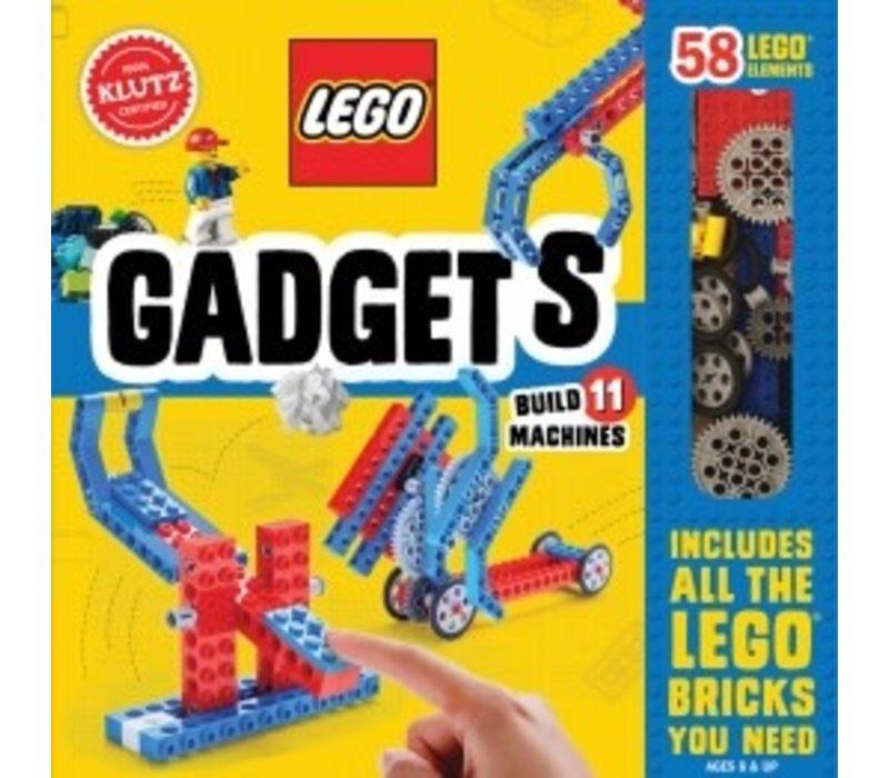 LEGO Gadgets Build 11 Machines