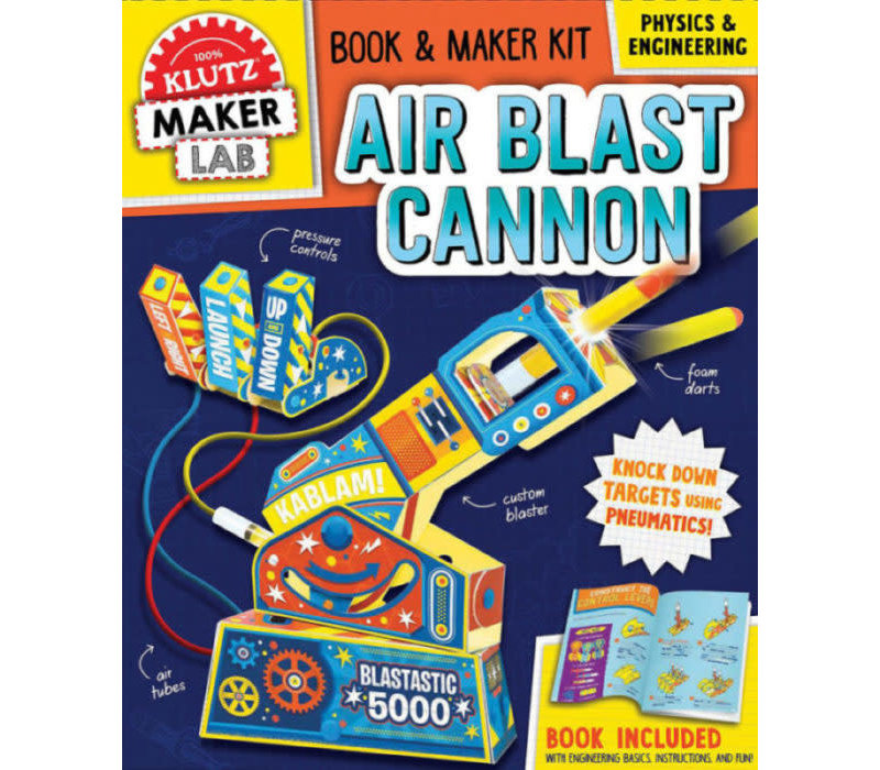 Maker Lab: Air Blast Cannon