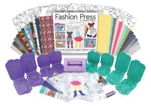 Fashion Press Kit