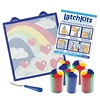 Kahootz LatchKits™ Rainbow Latch Hook Kit *