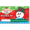 Lee Publications Winter Wonderland Christmas Invisible Ink Book