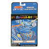 Melissa & Doug Vehicles Scratch Art
