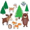 Creative Teaching Press Jumbo Woodland Friends