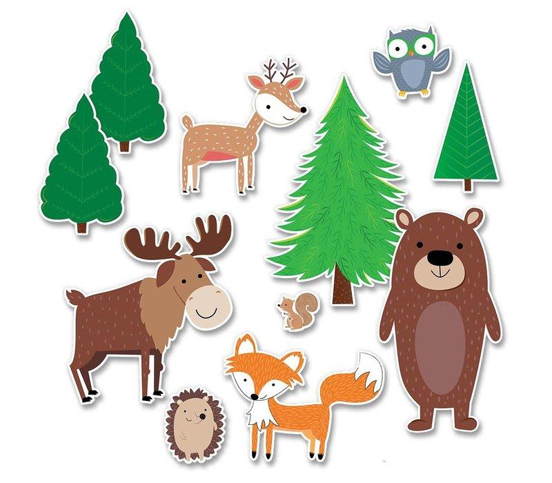 Jumbo Woodland Friends