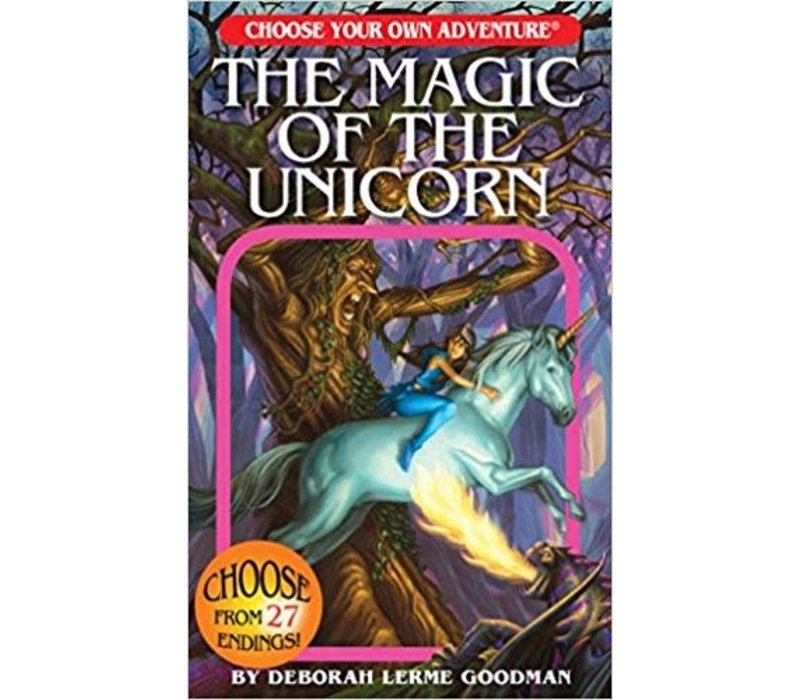 Choose Your Own Adventure Books -The Magic of The Unicorn