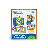 See & Snap Picture Hunt 18mos+