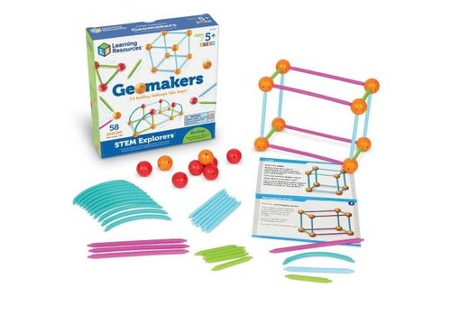 Learning Resources STEM Explorers™ Geomakers