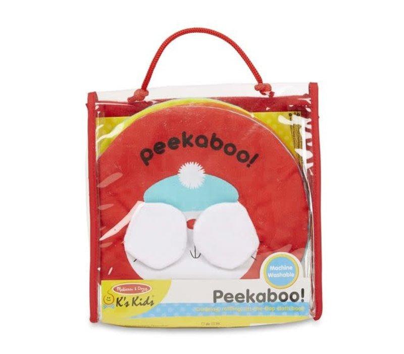 Peekaboo Cloth Book