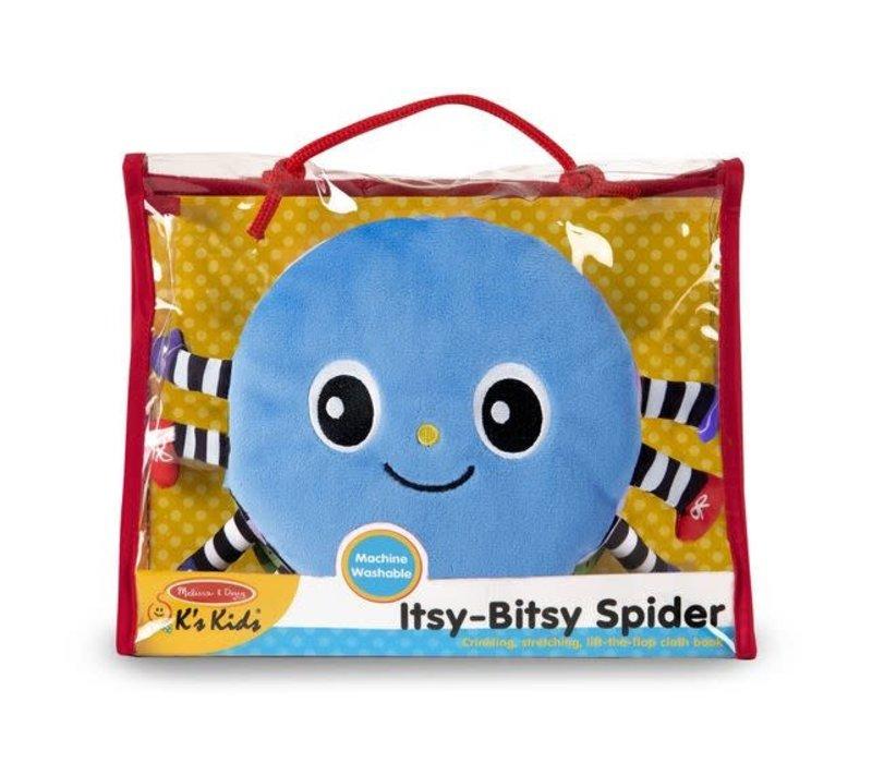 Itsy Bitsy Spider Cloth Book
