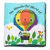 Melissa & Doug Wonderful World of Peekaboo - Cloth Book