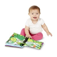 Wonderful World of Peekaboo - Cloth Book