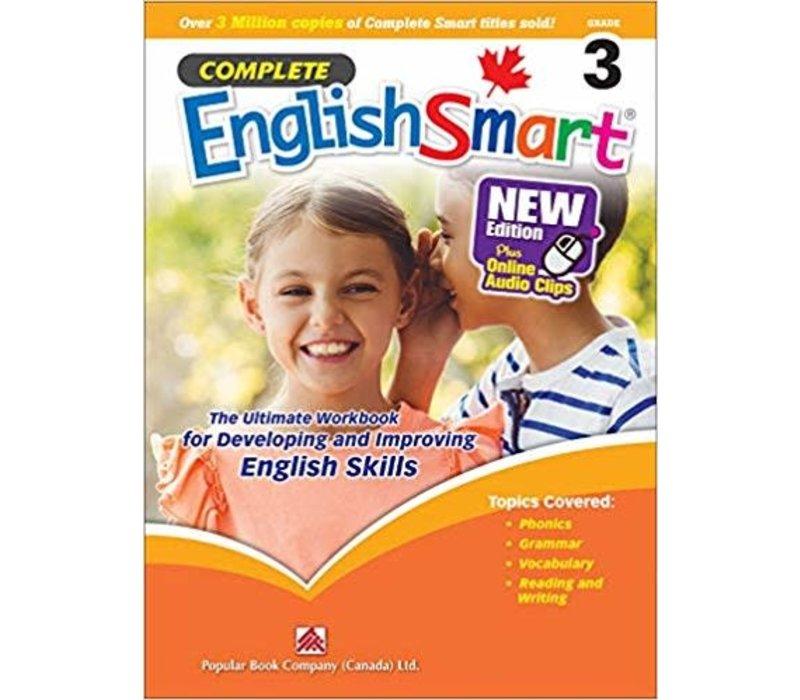 English Smart, Grade 3 REVISED