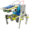 Teach Tech SOLAR BOT.14, 14 in 1 Educational Solar Robot Kit