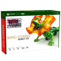 King Lizard Robot King