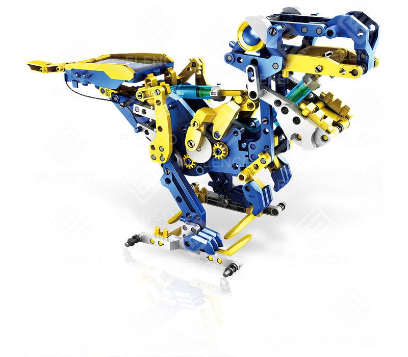 Rivet REX 12, SOlar Hydraulic Robot