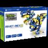 Teach Tech Rivet REX 12, SOlar Hydraulic Robot