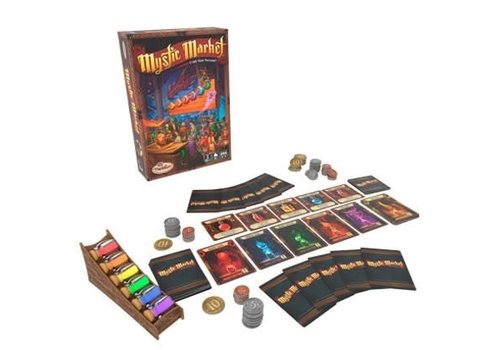 THINK FUN Mystic Market, Craft Your Fortune Game